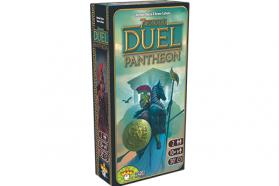 L'annonce de 7 Wonders: Duel Pantheon