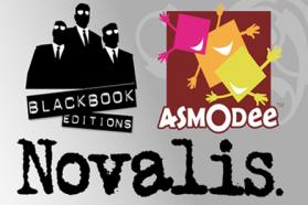 Black Book Edition part chez Novalis (Asmodée)