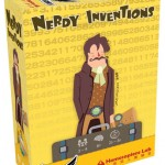 Nerdy Inventions  box 3d