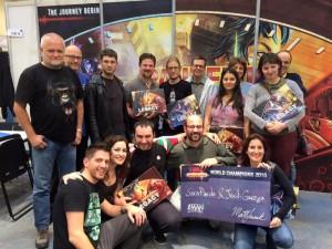 Les finalistes, et félicitations aux vainqueurs !