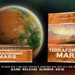 Terraforming Mars  box jeu