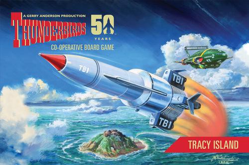 Thunderbirds Tracy Island extension jeu