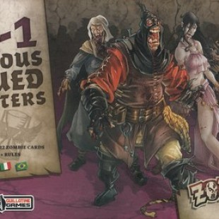 Zombicide: Black Plague – NPC-1