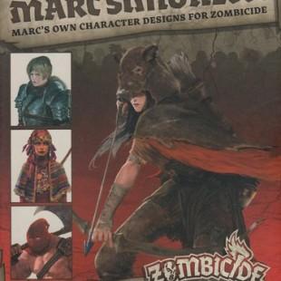 Zombicide Black Plague Special Guest Box – Marc Simonetti