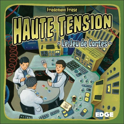 haute tension jeu de cartes