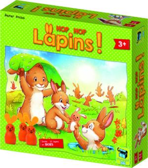 hop hop lapins jeu