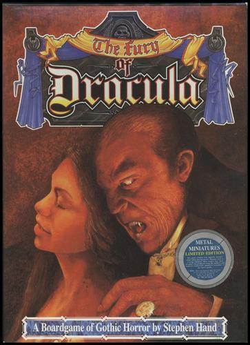 la fureur de dracula 1e ed