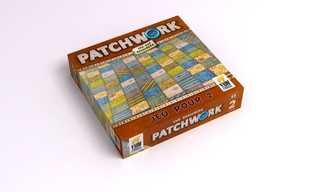 patchwork funforge