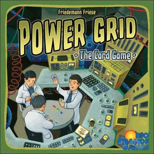 power grid haute tension jeu de cartes