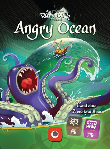 rattle battle grab the loot angry ocean jeu de societe