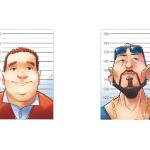 3Unusual Suspects jeu 1