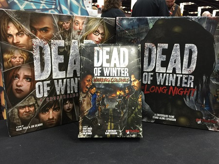 GENCON 2016 jeu de societe (15) dead of winter the long night