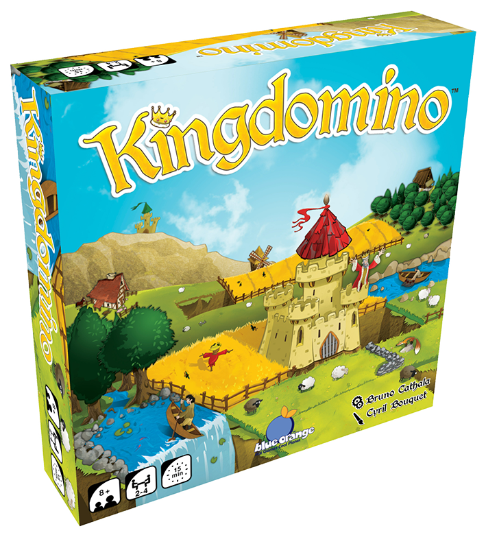 jeu de soci t kingdomino ludovox. Black Bedroom Furniture Sets. Home Design Ideas
