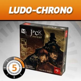 LudoChrono – Mister Jack Pocket