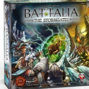 BATTALIA STORMGATES : entrouvrir la porte des tempêtes