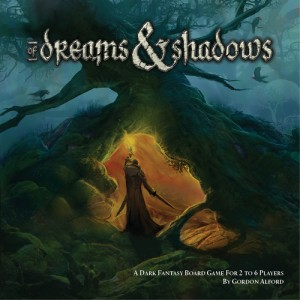 Of Dreams & Shadows jeu de societe