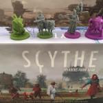 Scythe Invaders from Afar jeu de societe