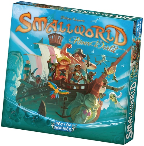 Small World  River World​ jeu de societe