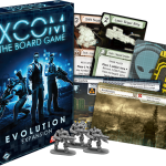 XCOMThe Board Game extension jeu de societe