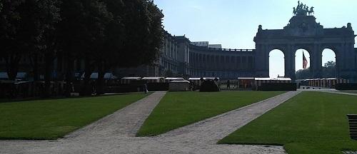 parc du cinquantenaire bgf