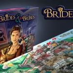 Brides & Bribes  jeu de societe ludovox kickstarter