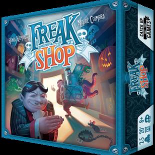 Le test de Freak Shop