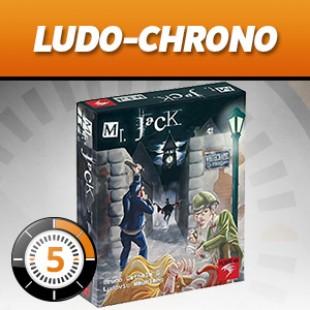 LudoChrono – Mr Jack