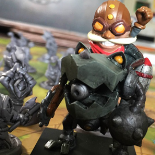 Mechs Vs Minions, le jeu League of Legends