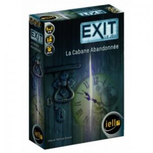 EXIT le jeu la cabane abandonnée