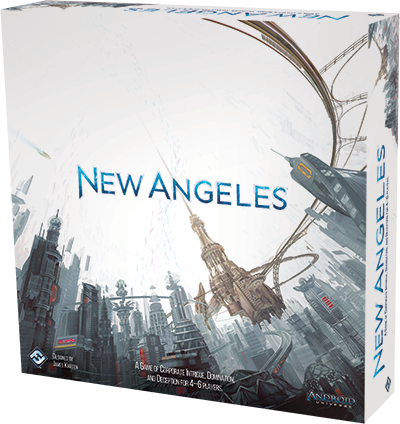 new angeles jeu