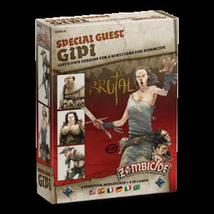 Zombicide: Black Plague Special Guest Box – GIPI