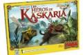Les héros de Kaskaria, de l'épique pour nos gnomes
