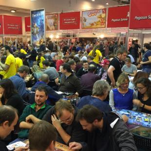 Essen Spielmesse 2016 – Le jour 2 en photos et en mots