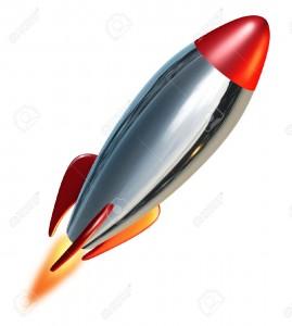 10576935-lancement-de-la-fus-e-hors-de-souffle-qui-repr-sente-un-symbole-de-l-exploration-et-la-puissance-d-u-banque-dimages