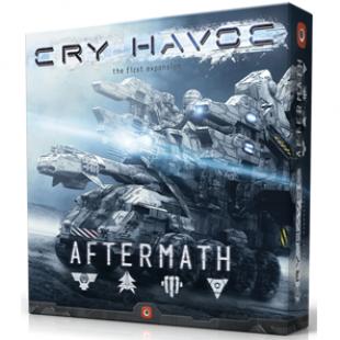Une première extension pour Cry Havoc