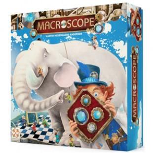 Passez vos moments ludiques au Macroscope