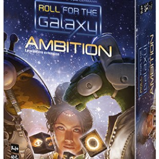 Roll for the Galaxy a de l'ambition
