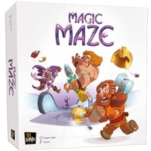 Magic Maze : quand les nains braquent des centres commerciaux