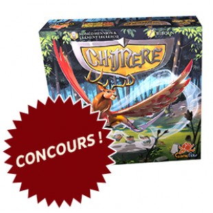 CONCOURS CHIMERE [Jeu Gameflow]