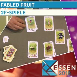 Essen 2016 – Jeu Fabled Fruits – 2F-Spiele – VOSTFR