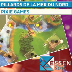 essen 2016 jeu pillards de la mer du nord pixie games vf ludovox. Black Bedroom Furniture Sets. Home Design Ideas