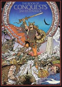 Le livre des conquêtes - livre d'Art Fantasy irlandaise celtique. 1ère édition broché