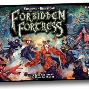 Shadows of Brimstone : Forbidden Fortress