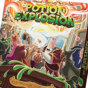 Potion explosion le 5e ingrédient dans le bouillon