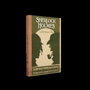 BD dont vous êtes le héros : Sherlock Holmes – Le défi d'Irène Adler