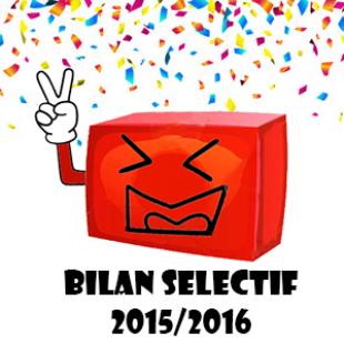 Bilan sélectif Ludovox 2015-2016
