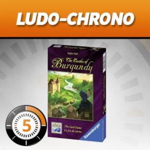 LUDOCHRONO – Les chateaux de Bourgogne: le jeu de cartes