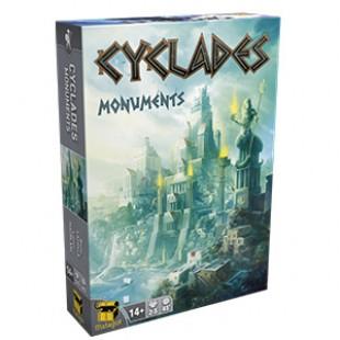 Cyclades Monuments : Je vous mets des merveilles avec celui-ci ?