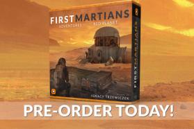 First Martians en pré-co