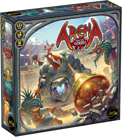 Arena for the gods-Couv-Jeu de societe-ludovox